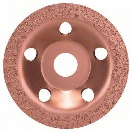 Mola a Tazza in Metallo Duro FINE Piatta - Bosch