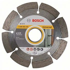 Disco Diamantato Standard for Universal Ø115mm - Bosch