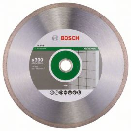 Disco Diamantato Best for Ceramic Ø300mm - Bosch