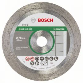 Disco Diamantato Best for Ceramic Ø76mm - Bosch