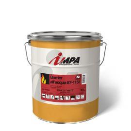 BARRIER 87 -Pittura Imunescente - IMPA