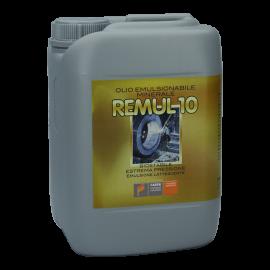 Olio emulsionabile da Taglio Remul 10 - Faren 5lt
