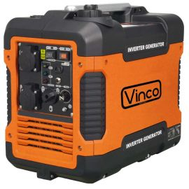 Generatore Inverter 4 Tempi Silenziato 2kW - VINCO